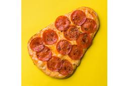 Pizza de Peperoni - Pedaço