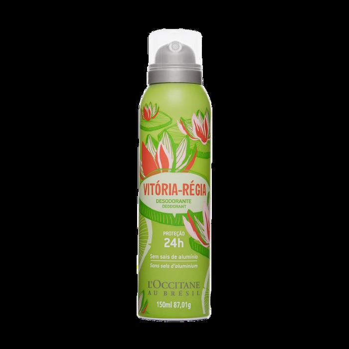 Desodorante 24H Vitória-Régia
