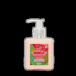 Loção Desodorante Corporal E Mãos Bromélia