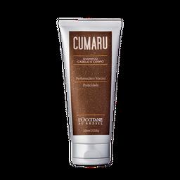 Shampoo Cabelo E Corpo Cumaru