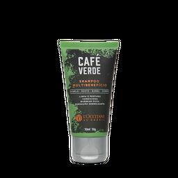 Shampoo Multibenefício Café Verde 50 mL