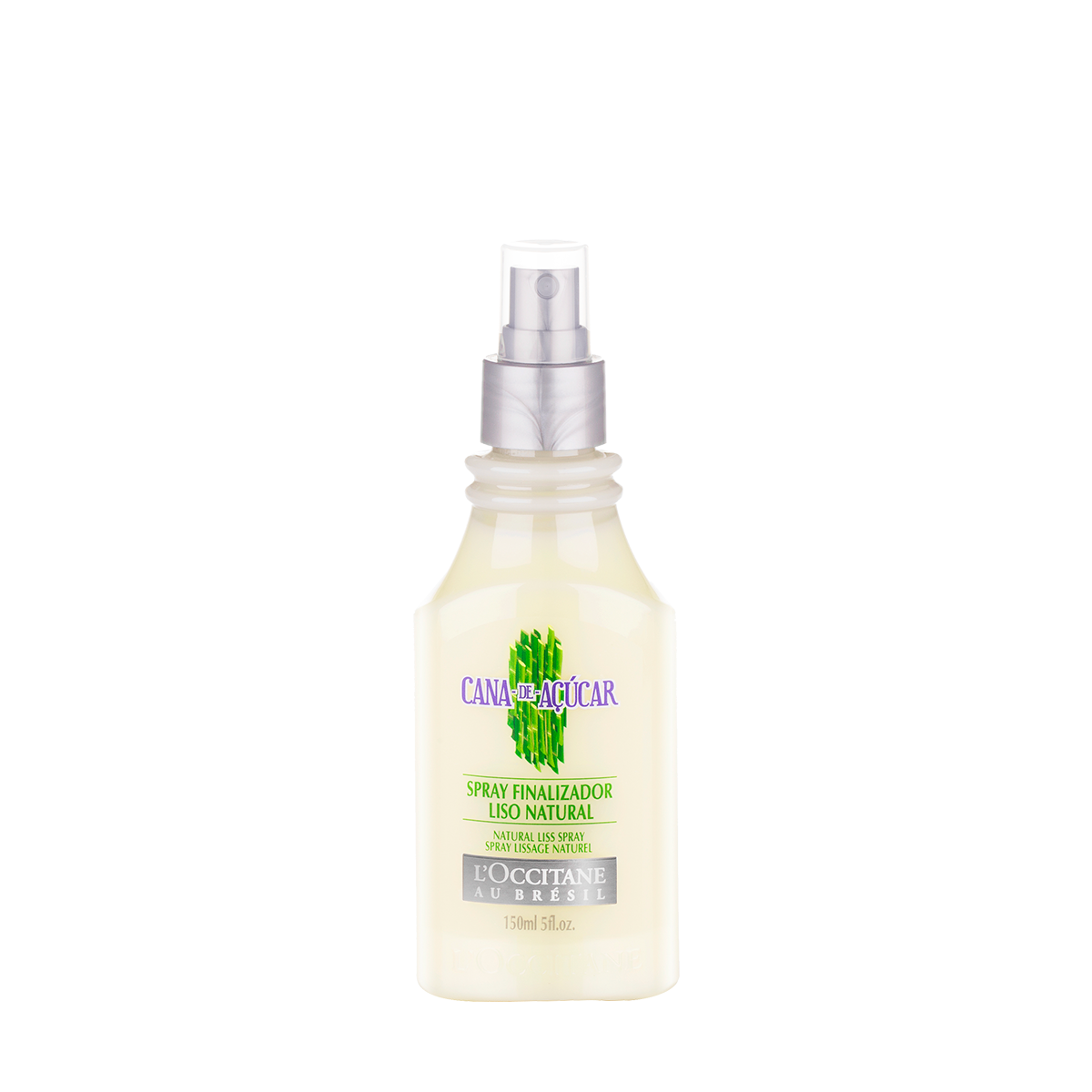 Spray Finalizador Liso Natural Cana-De-Açúcar