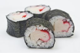 Sushi de kani 4 unidades