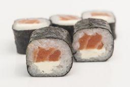 Sushi de salmão spicy
