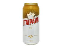 Cerveja latão 473 ml itaipava