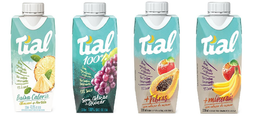 Suco tial pêssego  330 ml
