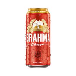 Cerveja latão 473 ml brahma