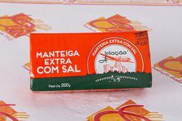 Manteiga Extra com Sal Aviação - 200g