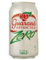 Guaraná antartica zero