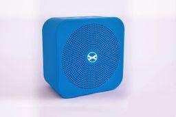 Caixa De Som Pocket Bluetooth Azul