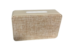 Caixa De Som X500 Bluetooth Bege