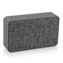 Caixa De Som X500 Bluetooth Cinza