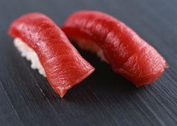 Nigiri selado de atum