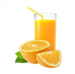 Suco de laranja integral