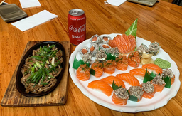 Combinado do Chef + Shimeji + Coca Cola 350 ml