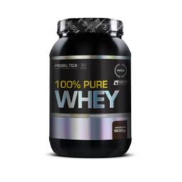 100% Pure Whey Protein Chocolate 900 g