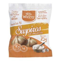 Biscoito De Suspiros Whey 25 g