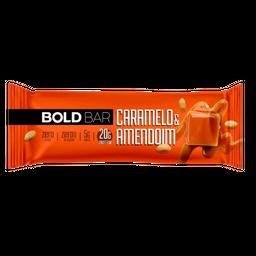 Bold Bar Caramelo E Amendoim 60 g