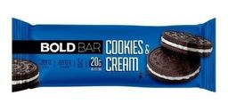 Bold Bar Cookies Cream 60 g