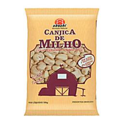 Canjica De Milho Açúcar Orgânico 50 g