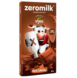Chocolate 40% Cacau 80 g