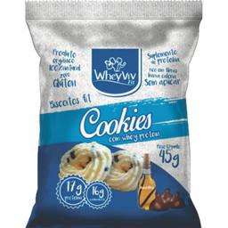 Cookies Baunilha Whey 45 g