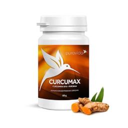 Curcumax 500 mg 60 Cápsulas