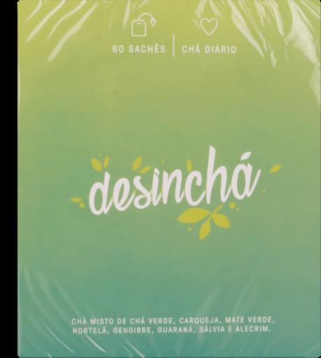 Desinchá Dia 60 Sachês 90 g