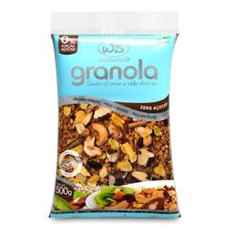 Granola Ws Zero 500 g