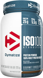 Iso100 Protein Gourmet Chocolate 733 g