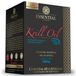 Krill Oil 60 Cápsulas