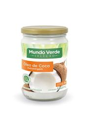 Óleo De Coco Mundo Verde Seleção Extra Virgem 500 mL