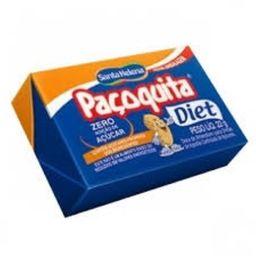 Paçoquita Diet Quadrada Emb Disp 25 X 22 g
