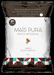 Pipoca Artesanal Cacau Original 150 g