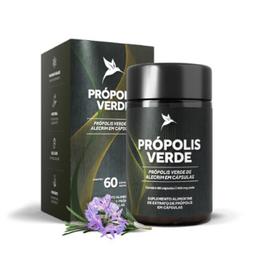 Própolis Verde Alecrim 450 mg 60 Cápsulas