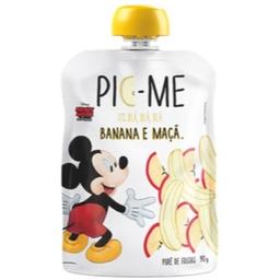 Pure De Frutas Banana Maçã 90 g
