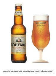 Cerveja Long Neck Bohemia