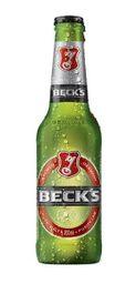 Cerveja Long Neck Becks