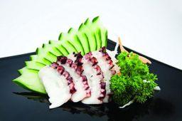 Sashimi polvo