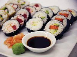 Sushi polvo