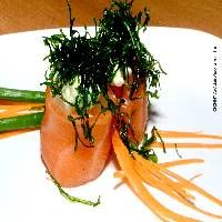 Jyo salmão crispy