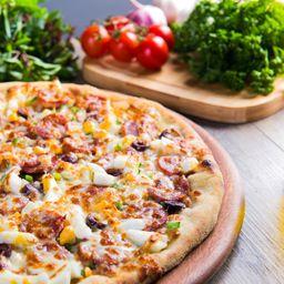 Monte sua Pizza - Gigante