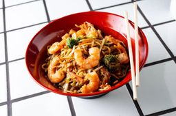 Lo mein (camarão)