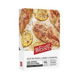 Filé De Peito Wessel Limão E Pimenta 360 g - 303309