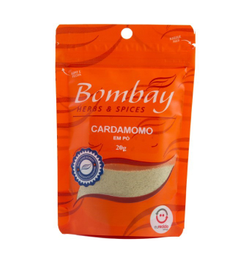 Bombay Cardamomo Pó Pouch