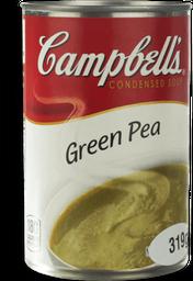 Campbells Sopa Green Pea