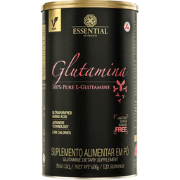 Glutamina Essential Nutrition 600 g