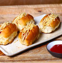 Mini Hot Dog - 4 Unidades
