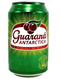 Guaraná Refrescante! Lata de 350ml.