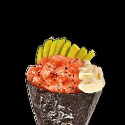 Temaki Salmão Avocado